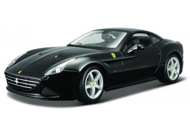 Ferrari California T (closed Top) 1:18 zwart | Bburago ...